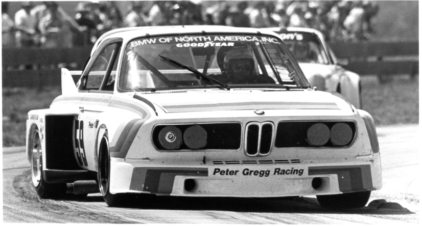 BMW 3.0 CSL – Winner of 1976 24 Hours of Daytona