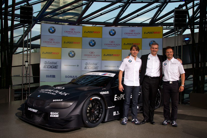 Munich (GER) 15 July 2011. BMW Motorsport. BMW M3 DTM Concept Car. This image is copyright free for editorial use &amp;copy; BMW AG (07/2011).&lt;br /&gt;