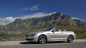 The All-New BMW 650i Convertible