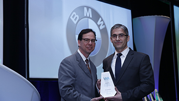 BMW 6-cylinder inline M Performance TwinPower Turbo Technology Engine Takes a Spot on the 2017 Wards 10 Best Engines List