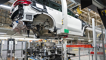 BMW Group Plant Spartanburg More than Doubles Capacity for Battery Assembly.