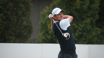 Countdown to BMW Championship Begins with Justin Rose Ceremonial Tee Shot at Crooked Stick Golf Club<br />