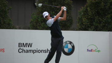 BMW Championship - Enhancing the Tournament Experience<br />