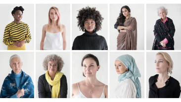 BMW Group Presents: 200 Women Who Will Change the Way You See the World.