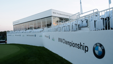 2014 BMW Championship Earns PGA TOUR&rsquo;s Tournament of the Year Honor for 3rd Consecutive Year.<br />