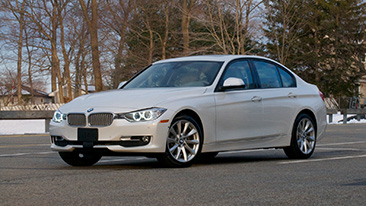 BMW 328d Sedan Debuts at New York International Auto Show<br />