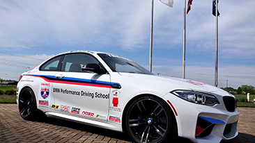 The BMW Performance Center to contest the 2016 One Lap of America with all new BMW M2.<br />