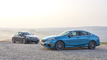 The New 2020 BMW 2 Series Gran Coupe