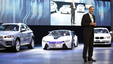 <p>Speech Dr. Reithofer and Dr. Draeger at the BMW Group Press Conference in Beijing</p>