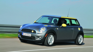 <p>MINI E Drivers Delighted with Electric Vehicle Experience</p>
