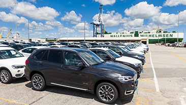 BMW Manufacturing Continues as Largest U.S. Automotive Exporter.