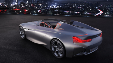 BMW at the 81st Geneva Motor Show 2011.<br />