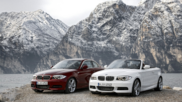 2012 BMW 1 Series Coupe and Convertible
