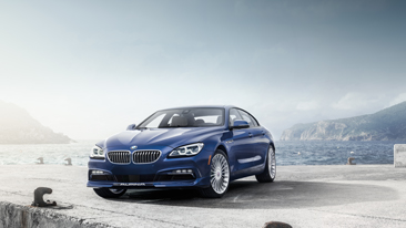 BMW ALPINA B6 xDrive Gran Coupe to make North American debut at New York International Auto Show.