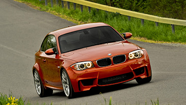 The All-New BMW 1 Series M Coupe
