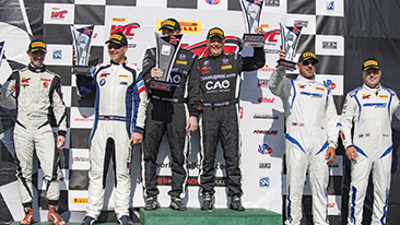BMW Customer Racing Drivers Show Success at Pirelli World Challenge Season Mid-Point.