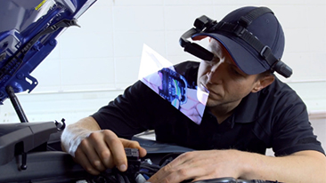 BMW of North America Introduces Smart Glasses and New Technician Communication Systems at U.S. Dealerships to Reduce Repair Times and Improve Customer Satisfaction.