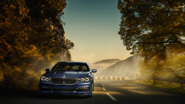 Power, Dynamics and Luxury combined for class-leading performance and a superior driving experience – the all-new 2017 BMW ALPINA B7 xDrive.