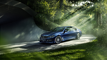 BMW M760i xDrive And BMW Alpina B7 xDrive To Make North American Debuts at the 2016 New York International Auto Show.