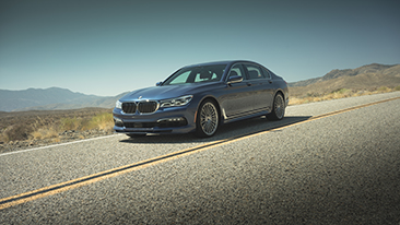 The All-New BMW ALPINA B7 xDrive – Additional Pictures.