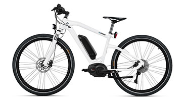 BMW of North America Presents the New BMW Cruise e-Bike as Part of its 2016 Bicycle Collection.