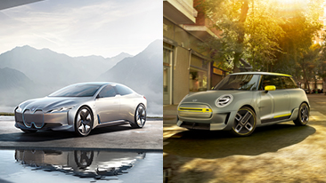 BMW Group Electrifies the Los Angeles Auto Show with a to-be-Announced World Debut and the North American Premieres of the BMW i Vision Dynamics, MINI Electric Concept, and BMW i3s.