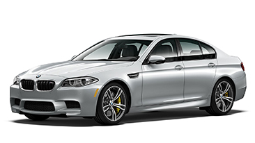 2016 BMW M5 Pure Metal Silver Limited Edition.