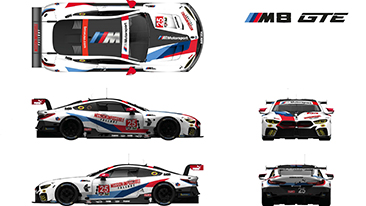 BMW Team RLL Ready to Rebound at Lime Rock Park; Mission 8 Supports Mission: Impossible - Fallout Film with Special Livery.