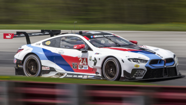 BMW Team RLL Finishes Fourth and Sixth at Mid-Ohio. Blomqvist/DePhillippi - P4, Edwards/Krohn - P6