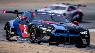 BMW Team RLL Looking To Finish 2019 IMSA Season As Strongly As It Started - With A Victory; Rolex 24 Winners Philipp Eng and Colton Herta Rejoin Team For Motul Petit Le Mans.