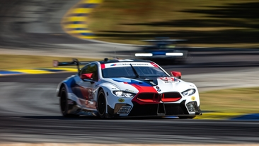#24 BMW M8 GTE Will Start the IMSA Finale from Second Row on the Grid – Eng Comes Third in Qualifying.