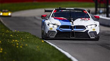 BMW Team RLL Ready To Get Back On Winning Track At Watkins Glen.