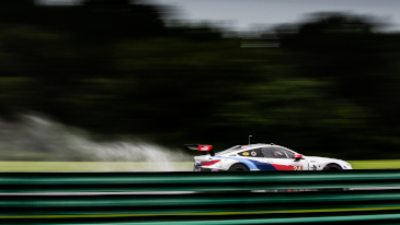 BMW Team RLL Qualifies 7th and 8th for Michelin GT Challenge at VIRginia International Raceway. Edwards - P7, De Phillippi - P8