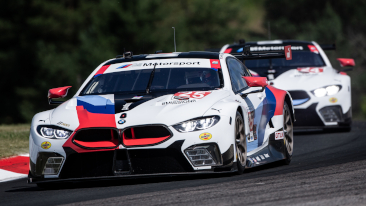 BMW Team RLL Looking For Lightning To Strike Twice at Virginia International Raceway.