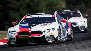 BMW Team RLL Looking For Lightning To Strike Twice at Virginia International Raceway.