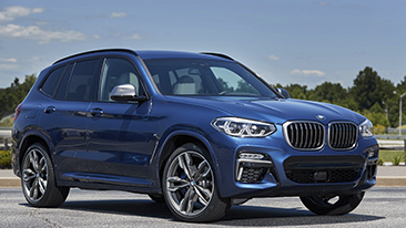 The All-New 2018 BMW X3 International Press Launch & 25 Years of BMW Group Plant Spartanburg Celebration, Spartanburg, South Carolina.