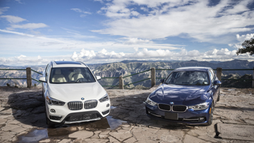 All-New BMW X1 and New BMW 3 Series International Press Launch,  Copper Canyon, Mexico.
