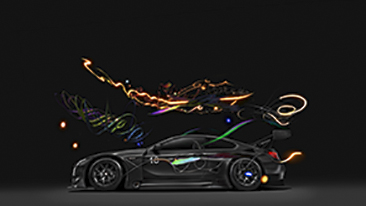BMW Art Car reloaded: Chinese multimedia artist Cao Fei takes the series into the 21st Century by going digital.