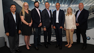 BMW Group Financial Services Announces Six Startups Selected to Join First U.S. Collaboration Lab.