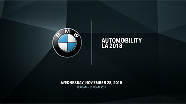 First-Ever BMW X7 Sports Activity Vehicle, BMW 8 Series Convertible, BMW M340i Sedan and BMW Vision iNEXT Concept to Debut at LA Auto Show's AutoMobility LA 2018.