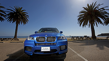 BMW M Presents Two Ultra-High Performance Sports Activity Models: The BMW X5 M and X6 M.