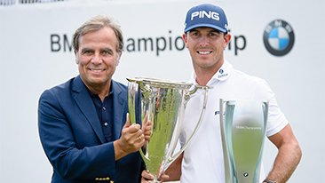 Billy Horschel Wins the 2014 BMW Championship at Cherry Hills Country Club