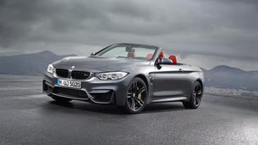 BMW M4 Convertible to make world debut at New York International Auto Show.