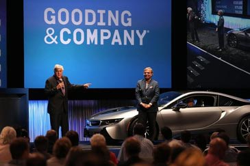 One-of-a-Kind 2014 BMW i8 Concours d'Elegance Edition Sold For World Auction  Record Price of $825,000 During Gooding & Company's Annual Pebble Beach Auctions