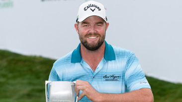 Marc Leishman Wins the 2017 BMW Championship at Conway Farms Golf Club in Lake Forest, IL.