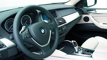 The 2011 BMW ActiveHybrid X6