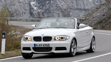THE 2012 BMW 1 SERIES CONVERTIBLE