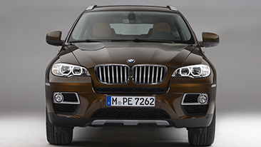 2013 BMW X6 Sports Activity Coupe<br />