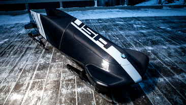 BMW Unveils 'BMW Performance Team' for Sochi 2014 Olympic and Paralympic Winter Games<br />