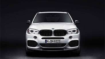 BMW Performance Parts Now Available for X5 Sports Activity Vehicle&reg;<br />